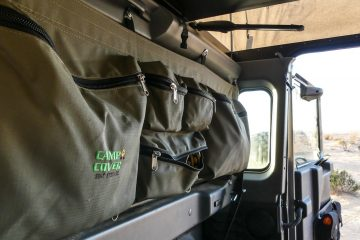 Camp Cover Seat Storage Bag