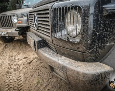 4x4-Experience Brabant-Tour