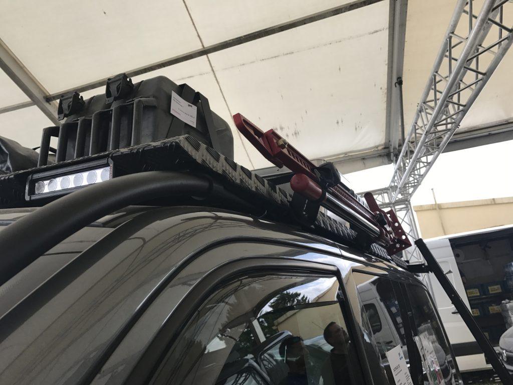 GMB-Mount / E-S-E-L-Dachgepäckträger VW Bus T5