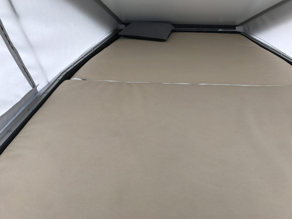 Modulare Pick-up-Kabine mit Festdach von Buschmechanik und 50TEN
