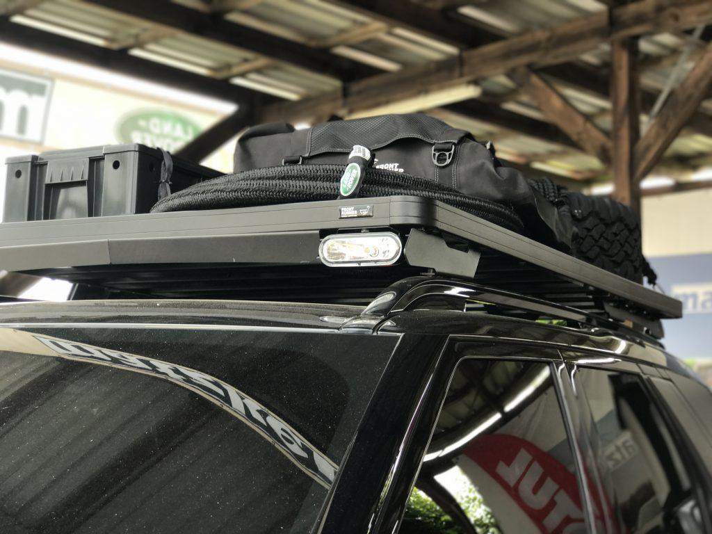 Frontrunner Dachgepäckträger SlimLine II für den Discovery 5