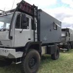 Abenteuer & Allrad 2017, Camp-Area