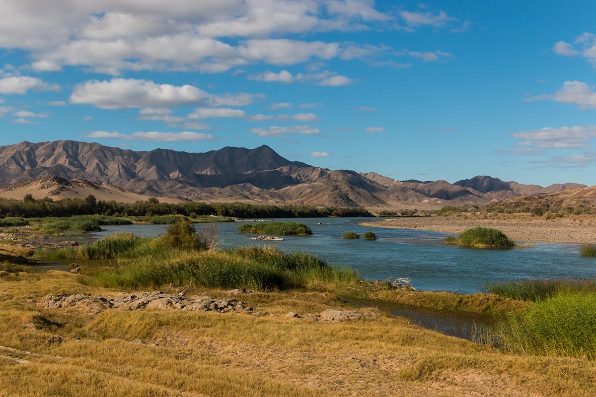 Lebensspender Oranje - Grenzfluss zu Südafrika, Foto: Constanze Kühnel, Mantoco.com