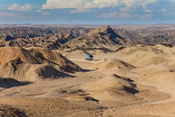 Mantoco.com Skurrile Landschaften in Namibia