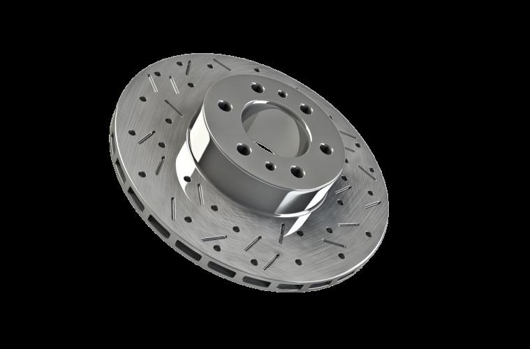 Terrain Tamer Brake-Disc-Rotor-HP © Foto: Terrain Tamer