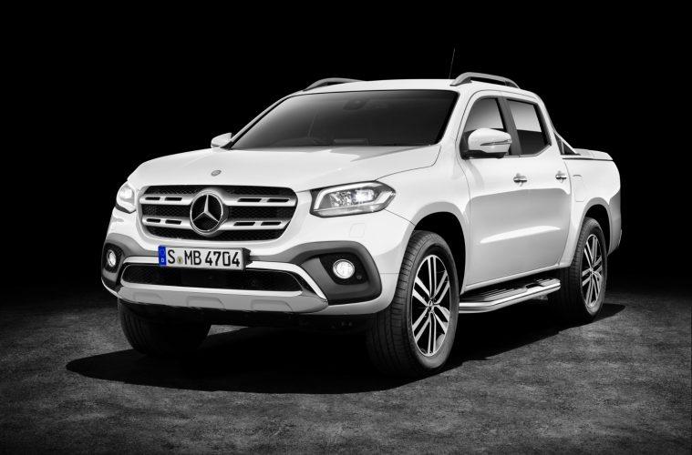 Die neue X-Class von Mercedes-Benz. © Foto: Mercedes-Benz
