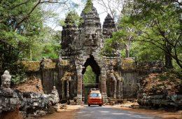 Angkor, Kambodscha