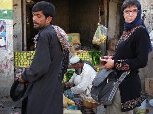 Bewaffneter Geleitschutz in Pakistan