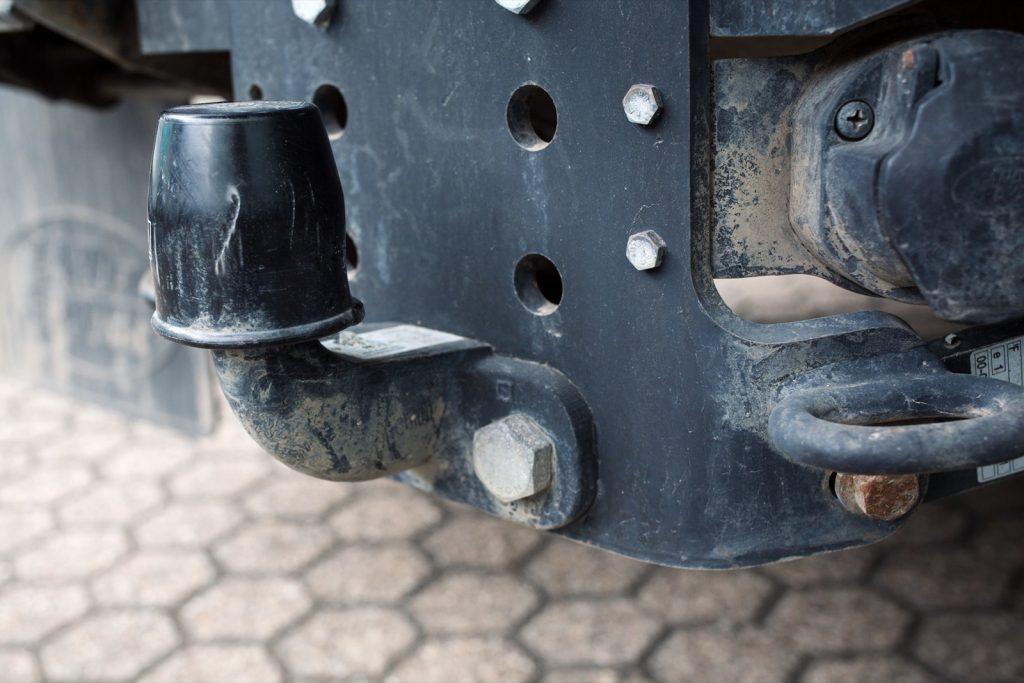 Geländewagenausrüstung - Anhängerkupplung