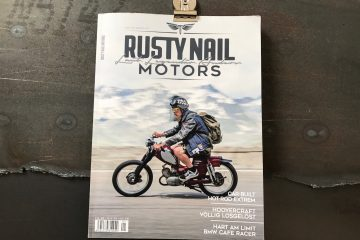 Rusty Nail Motors - Laut.Legendär.Anders.