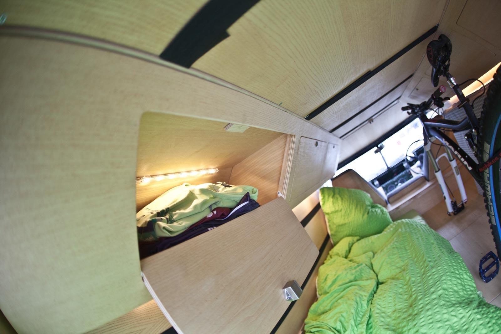 vom alten sch tzchen zur masterarbeit innenausbau einer. Black Bedroom Furniture Sets. Home Design Ideas