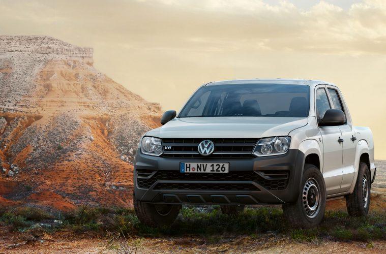 VW Amarok Trendline