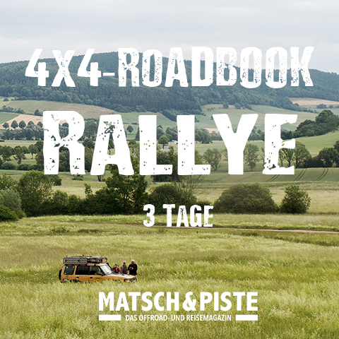 4x4-Roadbook-Rallye