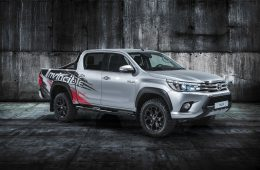 Toyota Hilux Invincible 50.
