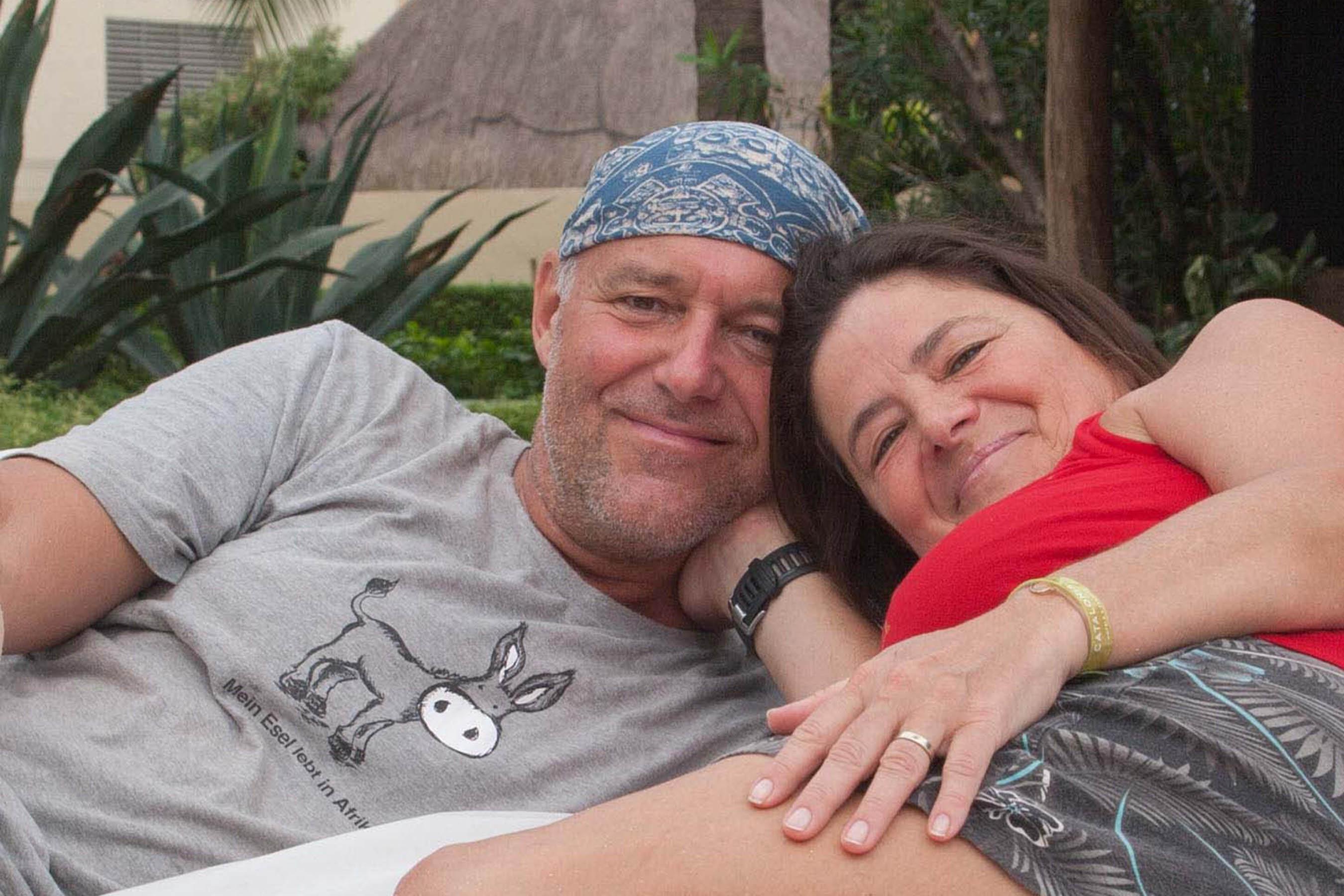 Bernhard und Sandra