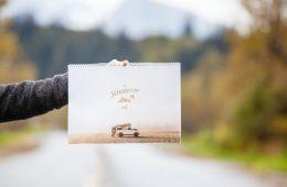 The Sunnyside Kalender 2018 © Foto The Sunnyside
