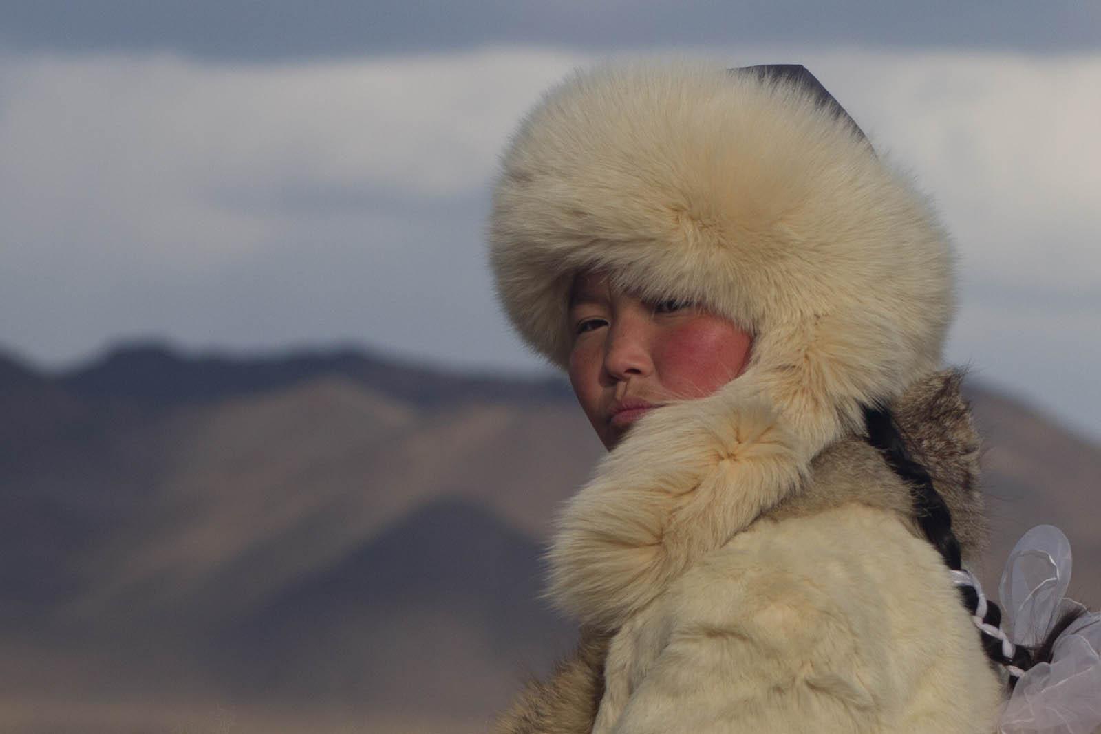 Adlerfest im Altai-Gebirge, Mongolei