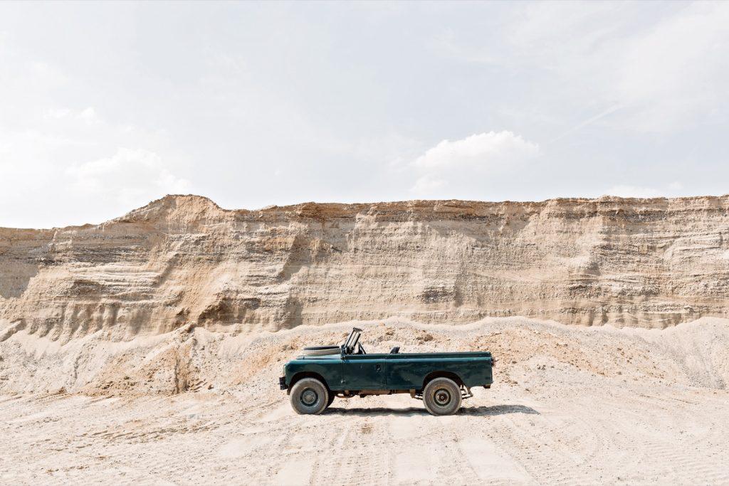 Die Land Rover Serie von Matsch&Piste