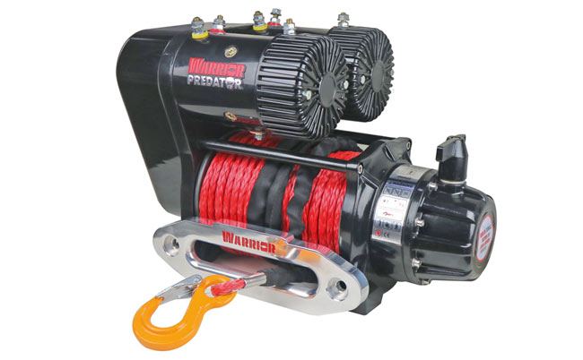 Warrior Predator 10000 Winde © Winch Solutions