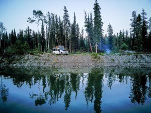 TheSunnyside auf dem Alaska Highways