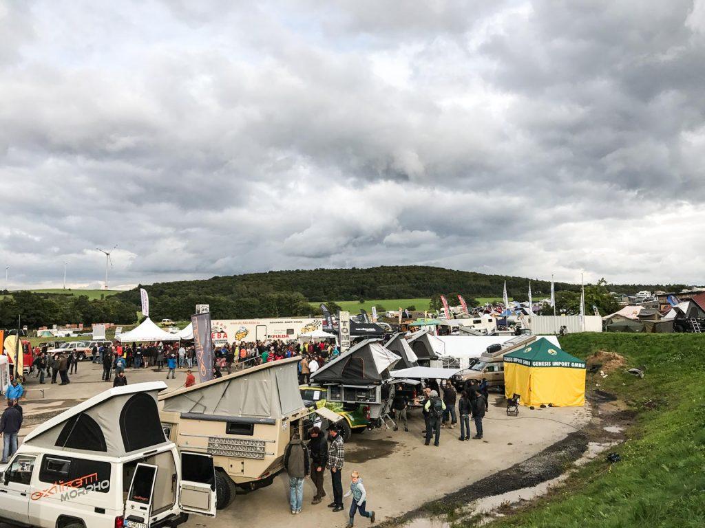 Buschtaxi-Treffen 2017