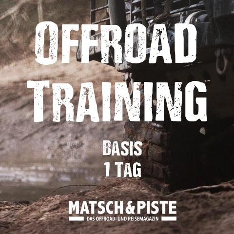 Offroad-Training (Basis)