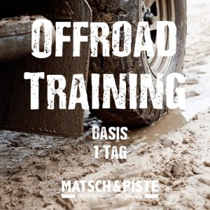 Offroad-Training (Basis)