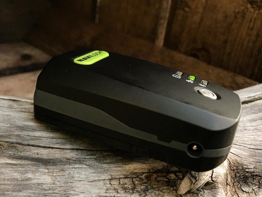 Bluetooth GPS-Empfänger von Navilock
