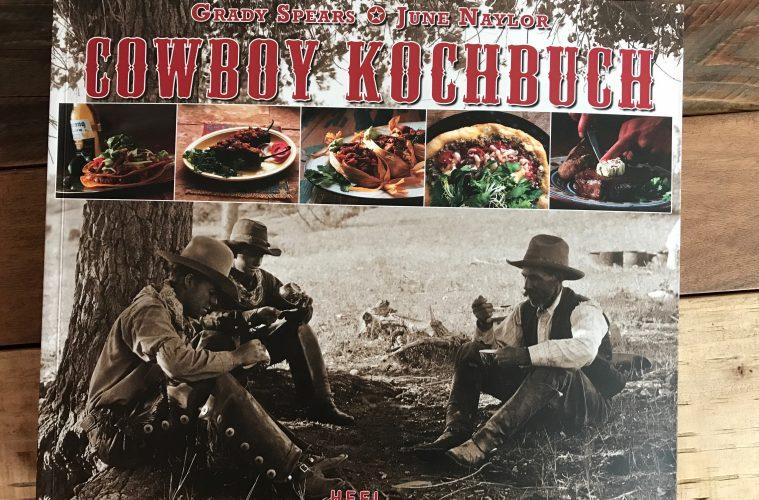 Cowboy Kochbuch vom Heel Verlag