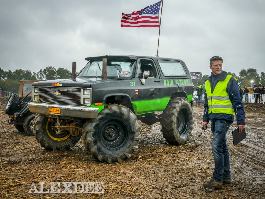 Offroad Budel 2017 - Monstertruck Chevy K5