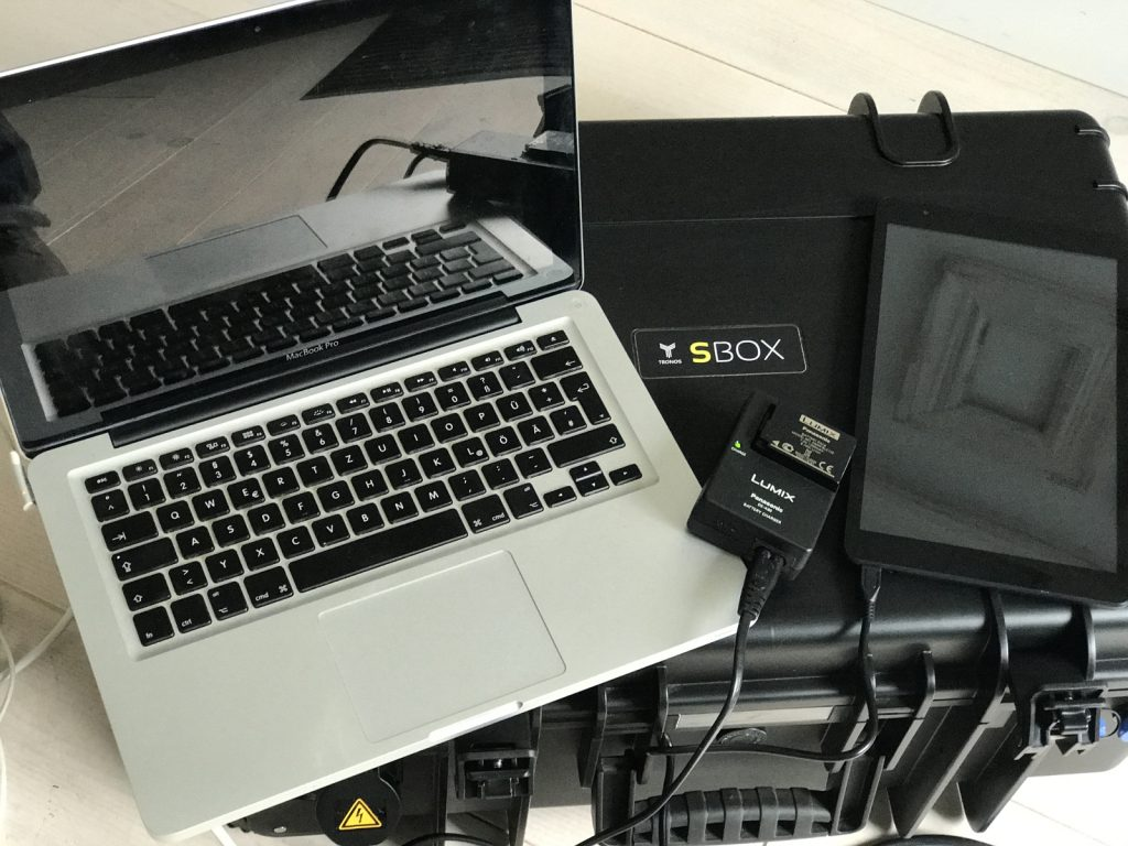 Tronos SBOX PRO - Für viele Geräte geeignet.