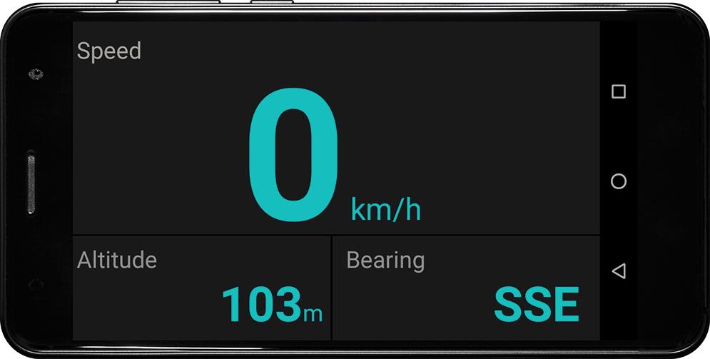 ARB LINX - Geschwindigkeitsanzeige