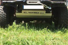 Trekfinder Unterfahrschutz Land Rover Defender