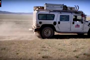 4x4Passion Hummer H1 - Geländewagen-Vorstellung