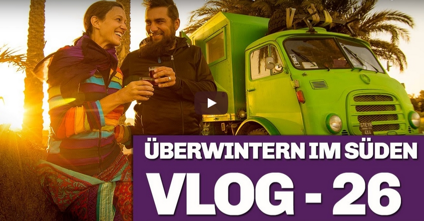 Die zehn besten Video-Kanäle - Herman unterwegs