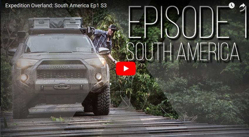 Die zehn besten Video-Kanäle - Expedition Overland