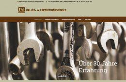 Webseiten-Re-Launch re-Suspension