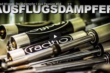 4x4 Passion - Stossdaempfer im Gelaendewagen - Folge #34
