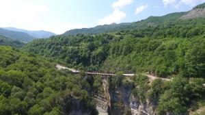 Offroad durch Albanien