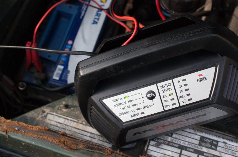autobatterie überwintern