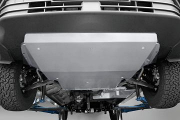 Seikel VW Crafter Unterbodenschutz