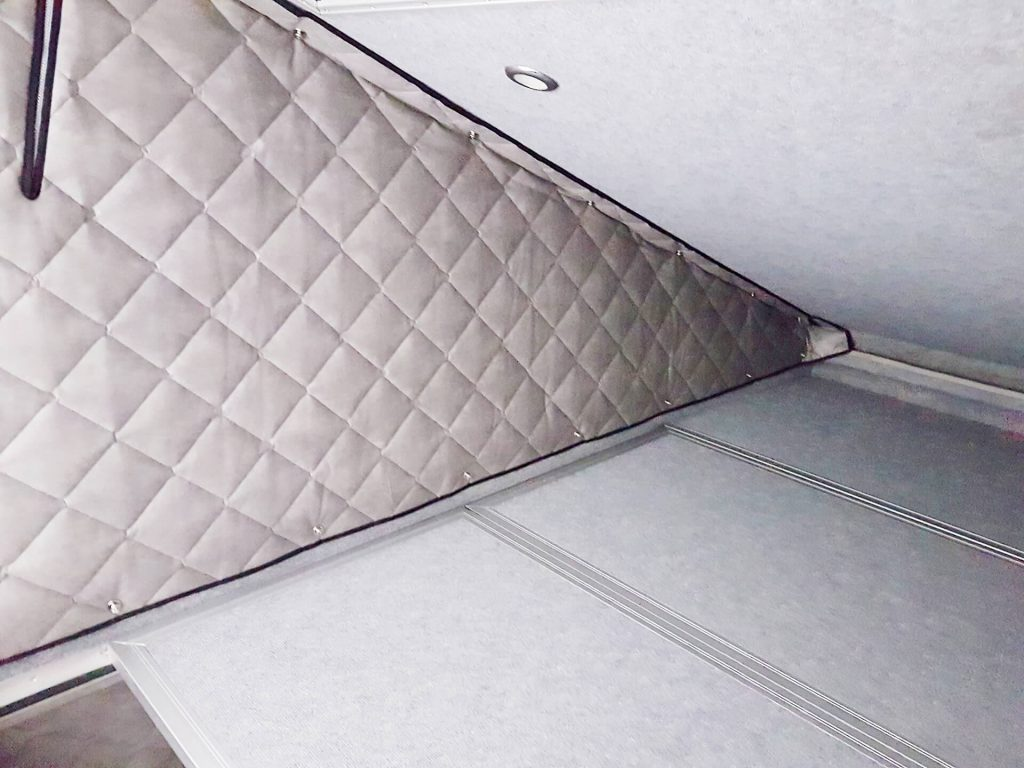 BlidimaxRoof Thermo-Isolierung für Aufstelldächer