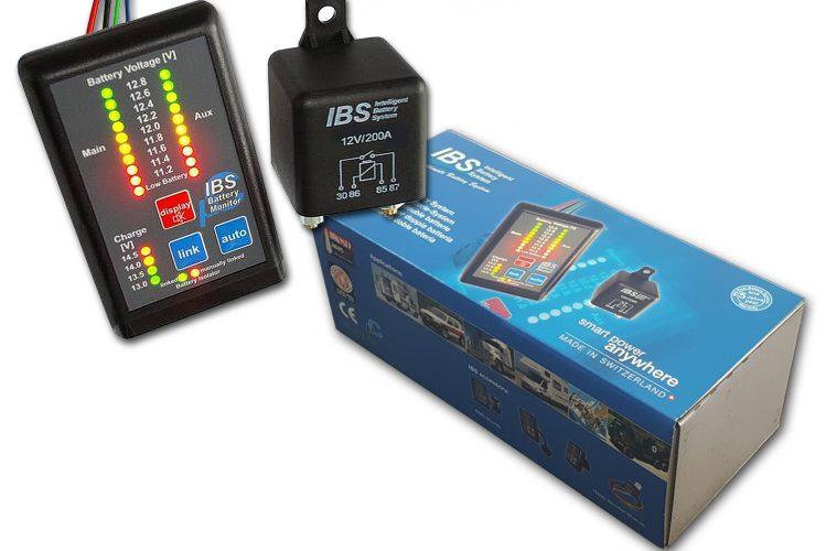 IBS Doppelbatteriesystem von Offroad-Hesch
