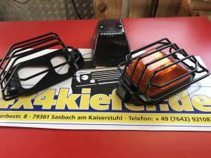 4x4Kiefer - Mercedes G Blinkerschutzgitter
