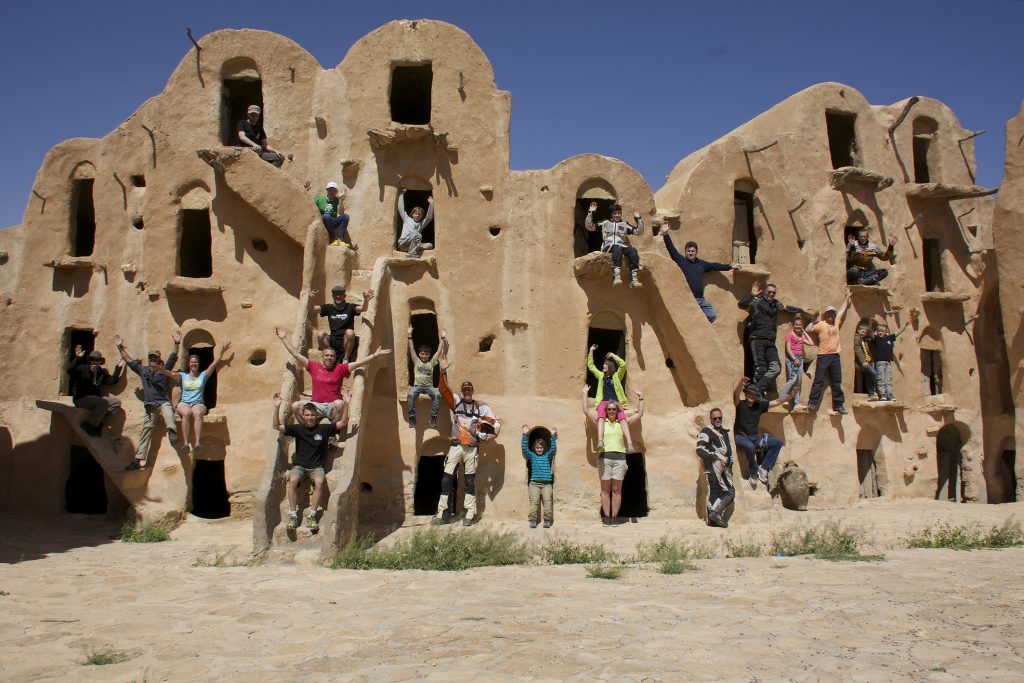 OVERCROSS Family & Friends Tunesien, eine Offroad-Familienreise