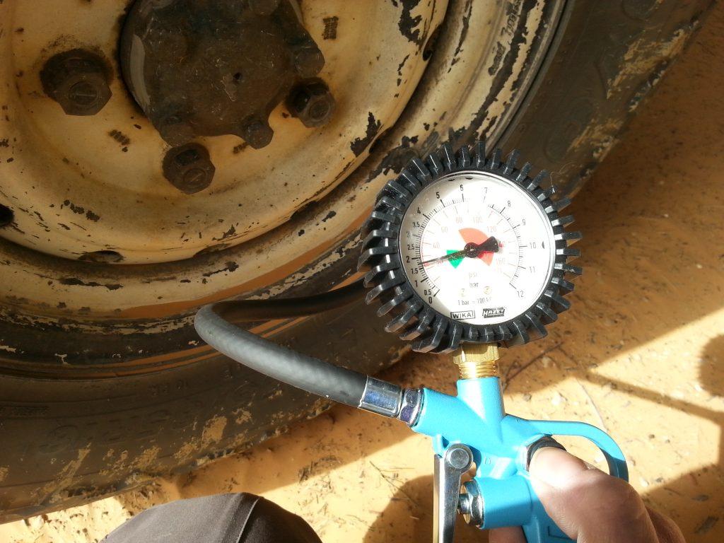 10 Tipps für das Offroad-Fahren für Anfänger - Bei weichem oder losem Boden den Reifendruck reduzieren.