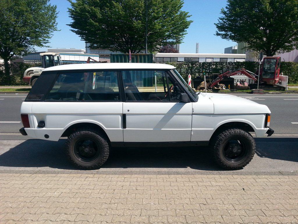 Aachener Teilemarkt - Land Rover Showlaufen