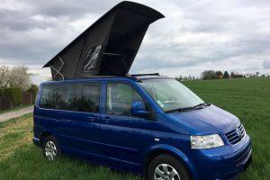 HILO-Aufstelldach auf VW Multivan T5