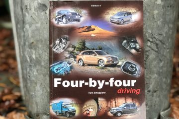 Four-by-four driving - Tom Sheppard