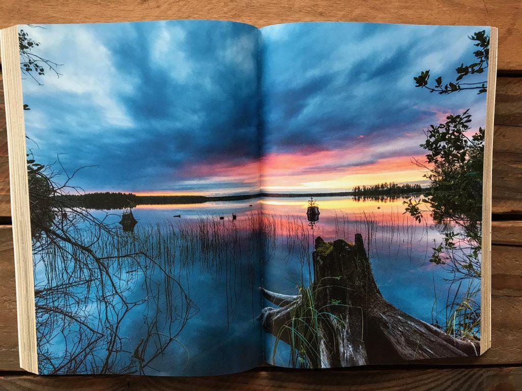 Nordwärts - 12.000 Kilometer mit dem Land Rover durch Finnland und Russland - Der Leser merkt es sofort, die Autoren sind Fotografen.